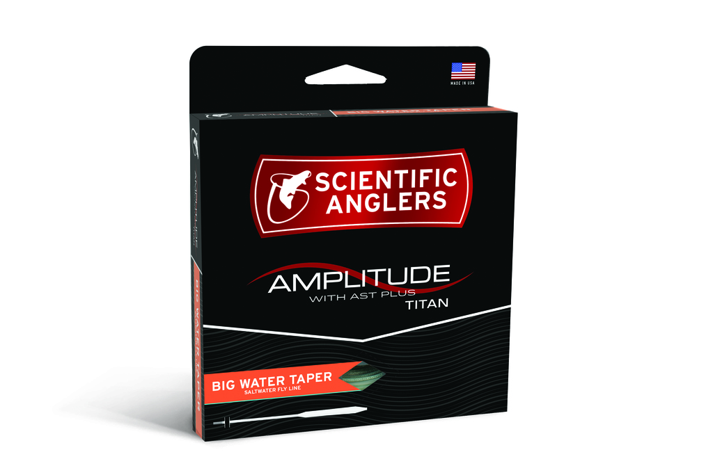 Scientific Anglers SONAR Titan Big Water Taper Fly Line All Sizes