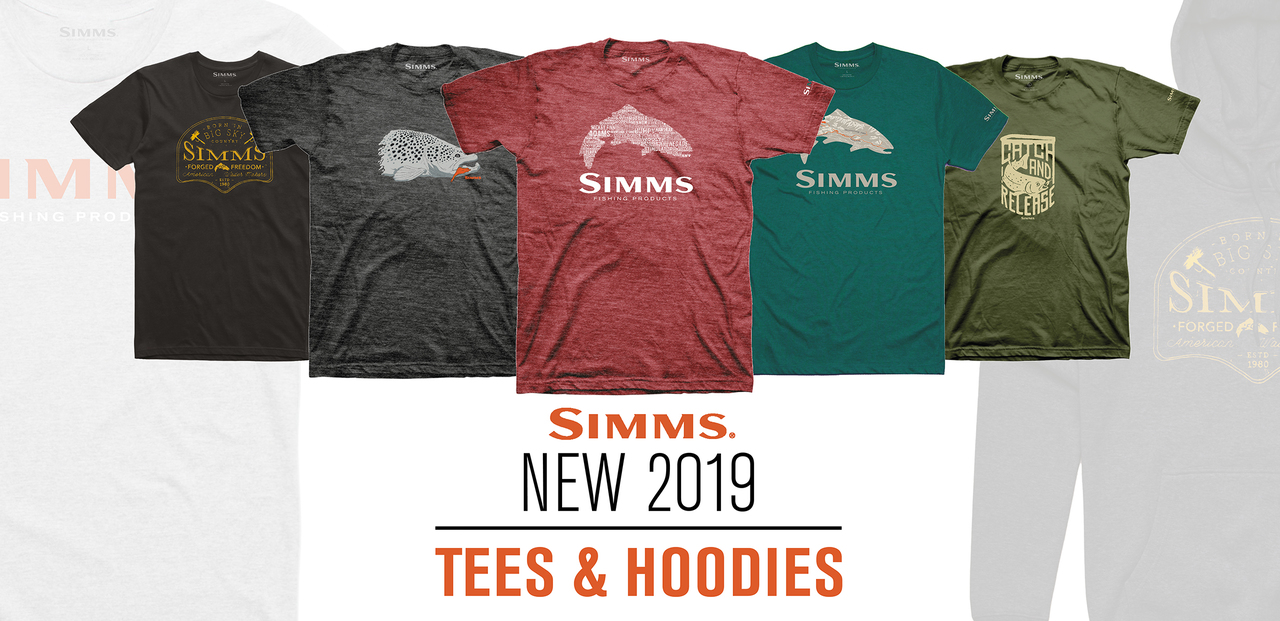 T-Shirts and Hoodies 2019