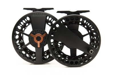 Lamson Speedster Black/Orange