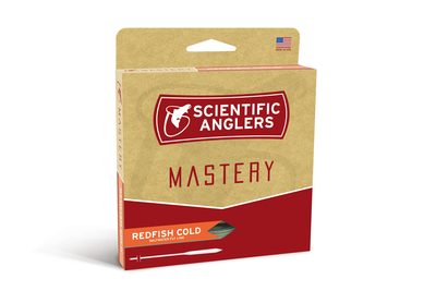 Mastery Redfish Coldwater