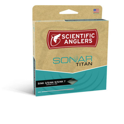 Sonar Titan Triple Density S3/S5/S7