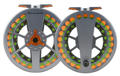 Lamson Speedster HD Grey/Orange