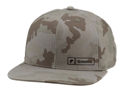 d6268021a0d4a SIMMS Trout Logo Lockup Cap   Flyfish Europe AS