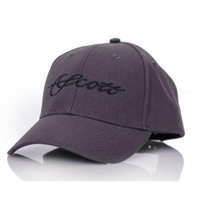 7203f64519acb SCOTT Cap Industrial Grey   Flyfish Europe AS