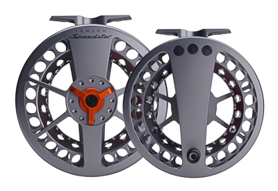 Lamson Speedster Grey/Orange