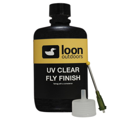UV Clear Fly Finish