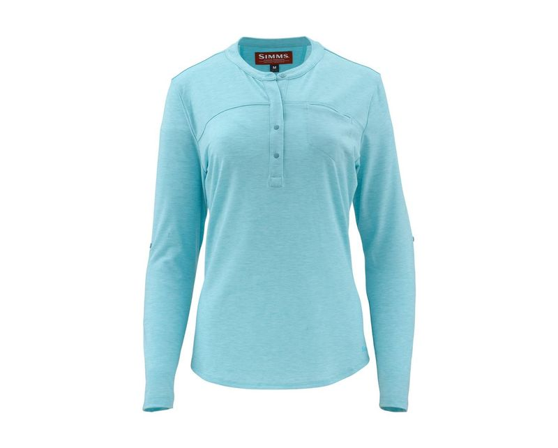 bf9ab4e099af SIMMS Women s Drifter Tech Henley   Flyfish Europe AS